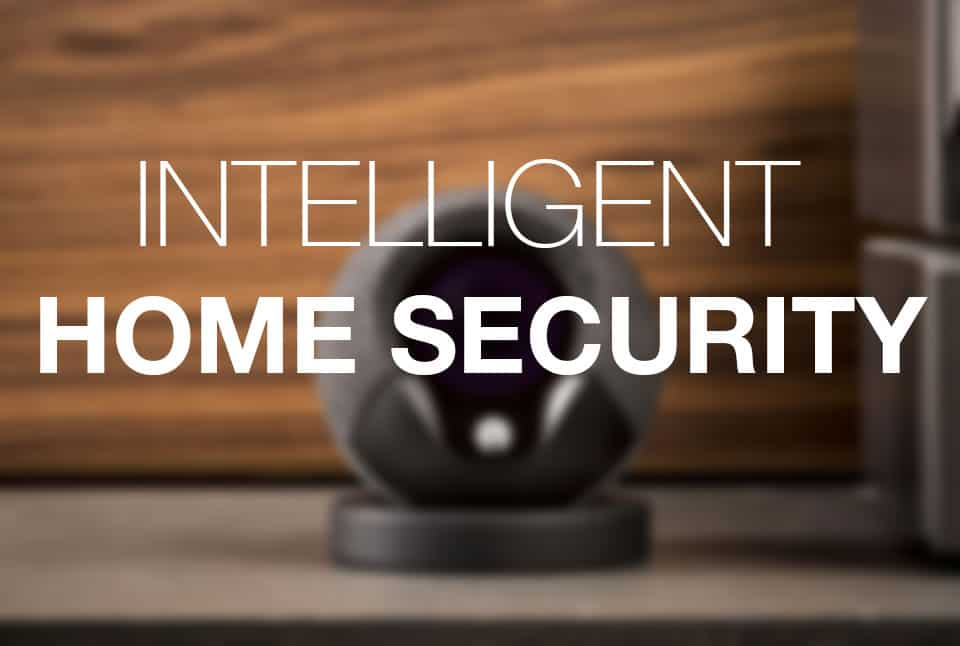 Intelligent Home Security - Home Automation Concepts