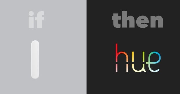 Hue - Usecases - Ifttt