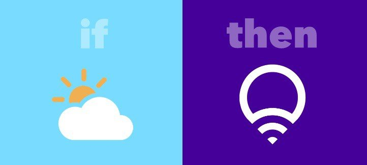 Hue- Usecases - ifttt