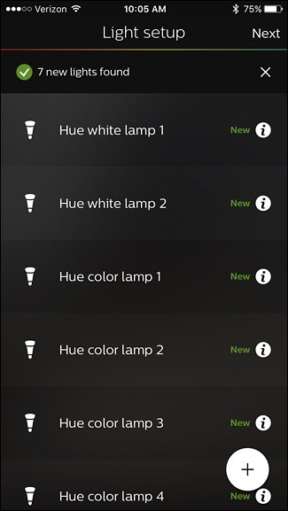 Philips Hue Setup 09