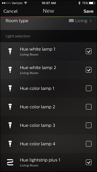 Philips Hue Setup 13