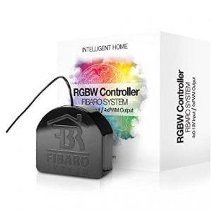 Z-Wave Fibaro RGBW Controller