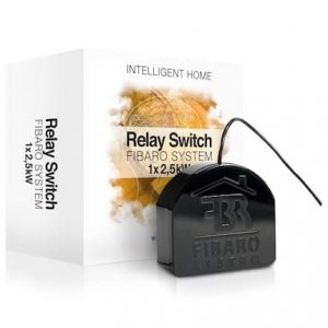 Z-Wave Fibaro Relay Switch 1 * 2.5 KW