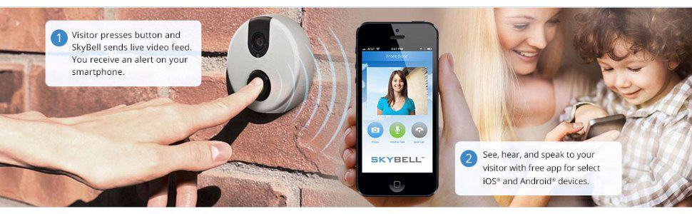 SkyBell feature