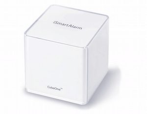 control iSmartAlarm Home Security with cubeone