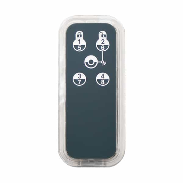 Zipato 5-button Keyfob Remote (Z-Wave IN 865.2 MHz)