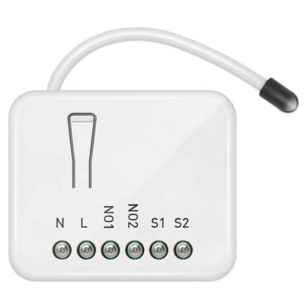 Zipato Double Switch with Energy Meter