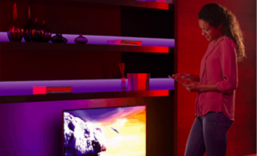 Philips Hue White and Colour Ambiance LightStrips Plus