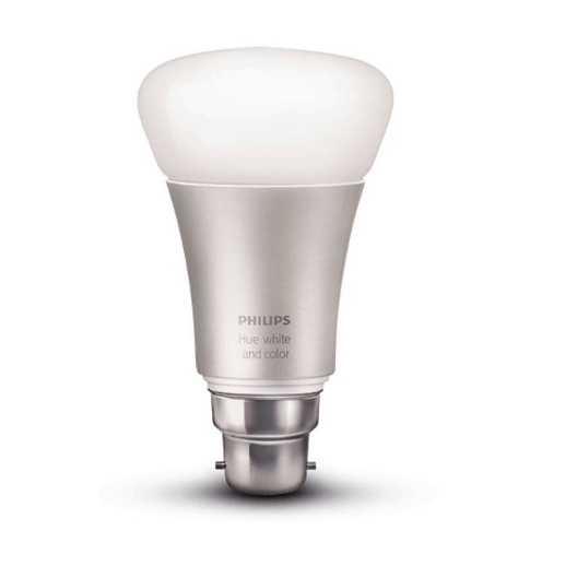 Philips HUE White and Colour Ambiance B22 Starter Kit