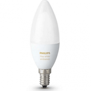 Philips Hue White Ambiance Single Bulb - E14