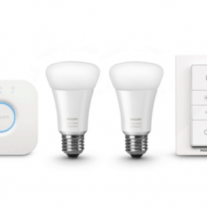 Philips Hue White Starter Kit - E27 - UK