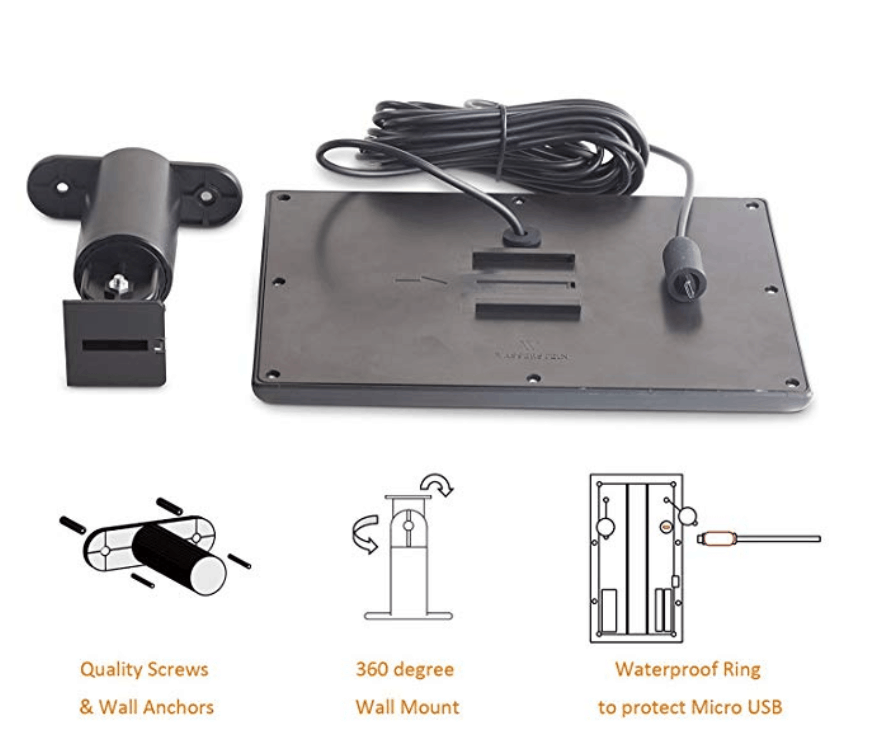 Ring Solar Panel for Stick Up Cam