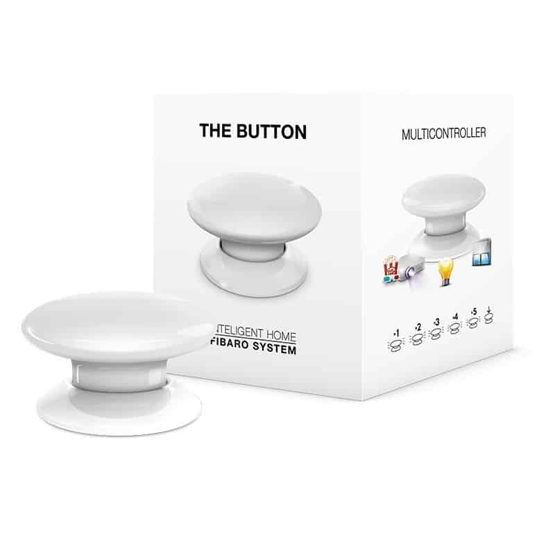 Z-Wave Fibaro Button