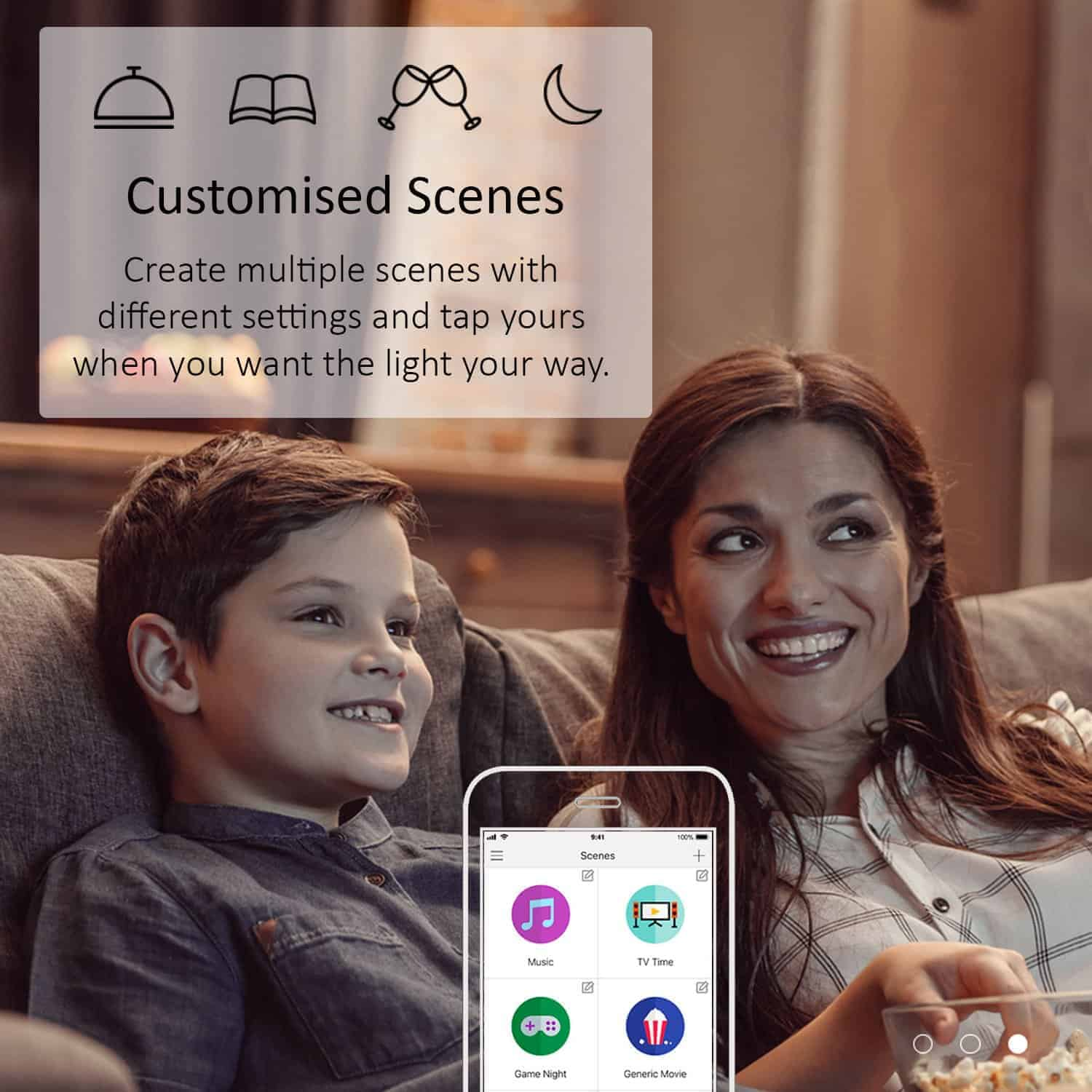 TP_Link_Smart_Wi_Fi_LED_Bulb_with_Dimmable_Light_LB110_senes_and_features_4