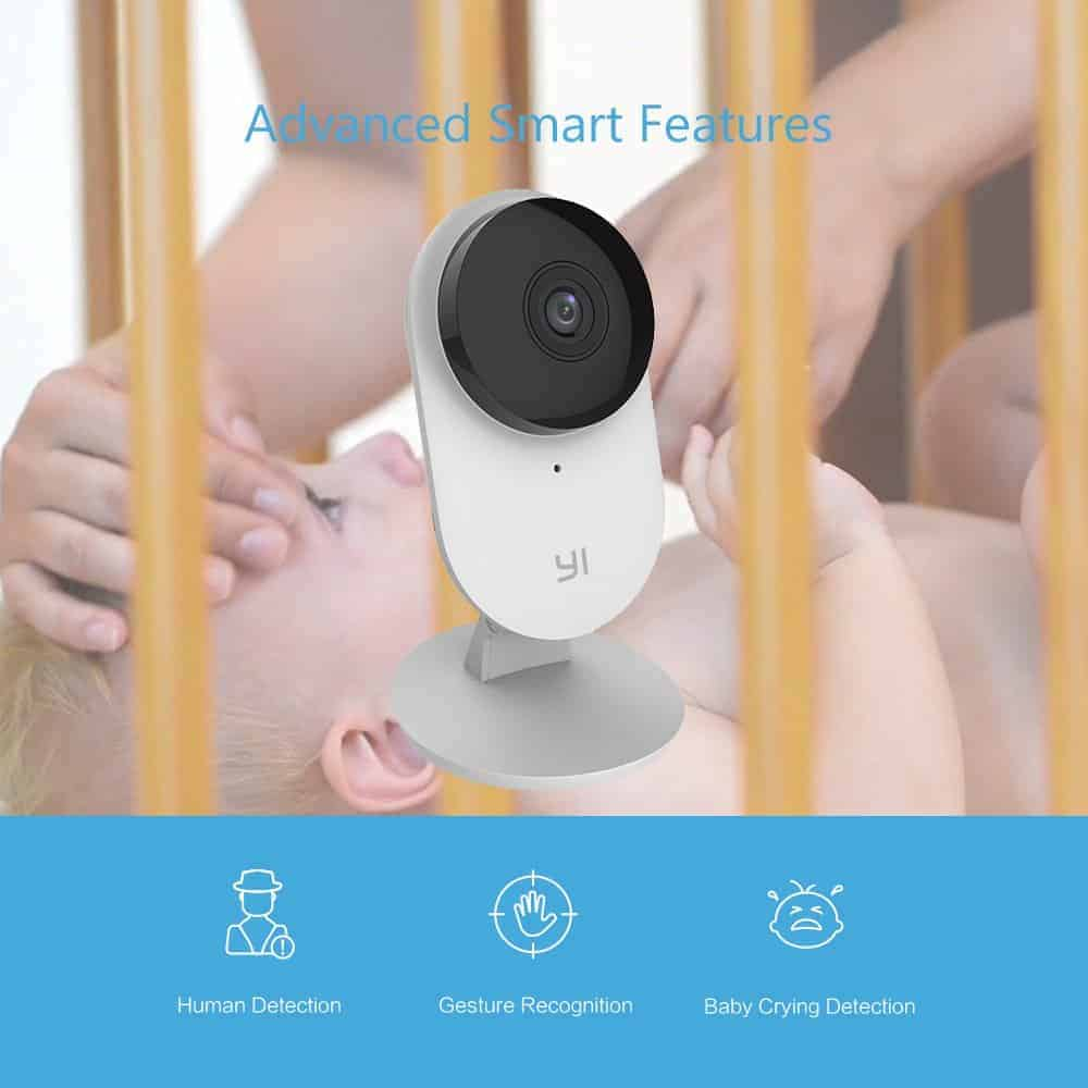 YI Home 2 Camera - Baby Cry Detection
